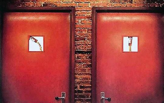 101 Placas de banheiro criativas