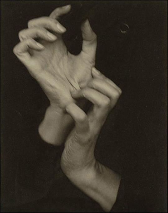 Georgia O'Keeffe (Hands)