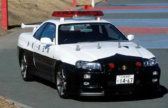 Japan Nissan Skyline GT-R