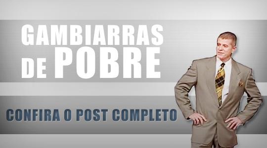 As melhores gambiarras de pobre (Imagem: Reprodução/Internet)