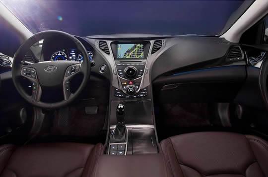 Os 10 Interiores De Carros Mais Bonitos De 2012 Grupo