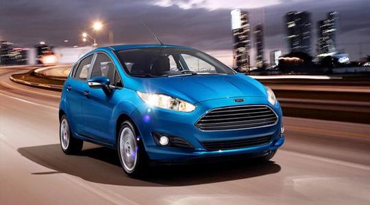 Os 10 carros mais vendidos do mundo 2013
