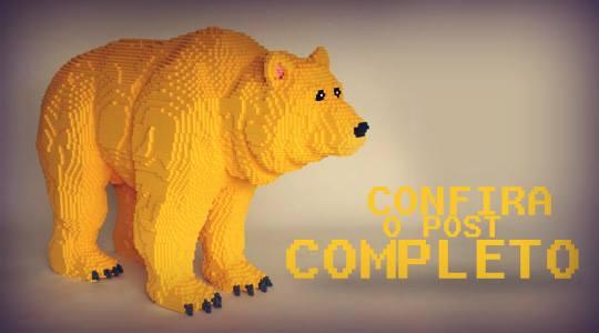 Sulinha Cidad3: 10 esculturas do maior artista de Lego do ...