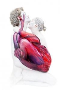 10 incríveis fotos de pintura corporal