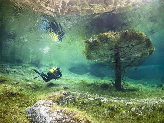 10 fotos do lago mais incrível do mundo