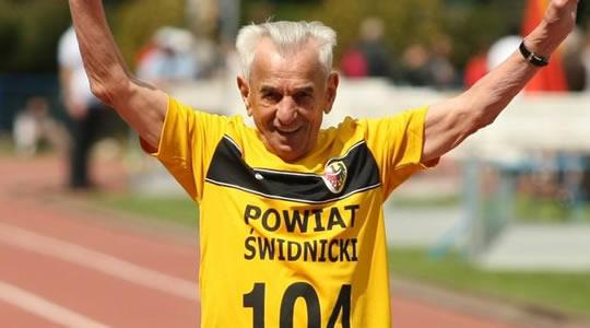atleta mais velho do mundo