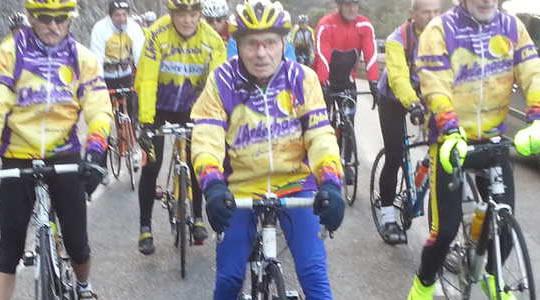ciclista mais velho do mundo