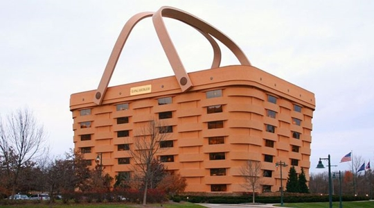 2 post basket building