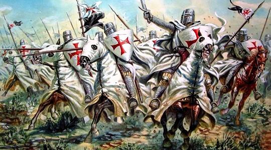 8 post - cavalaeiros