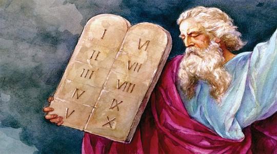 10 mandamentos bíblicos explicados