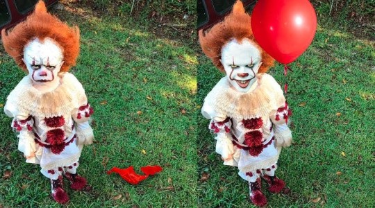 10 fantasias assustadoras de Halloween para crianças