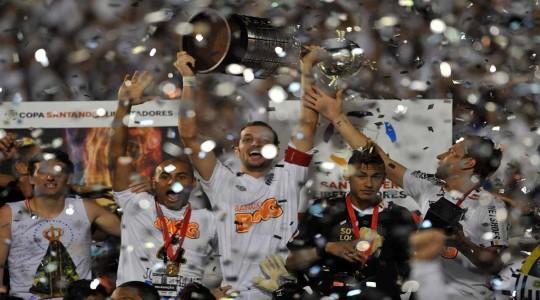 10 maiores campeões da Copa Libertadores da América