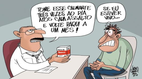 10 charges do Brasil dos brasileiros