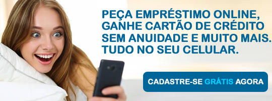 Mais de 1 milhão de brasileiros já criaram essa conta grátis e prosperaram na vida. Faça a sua grátis agora