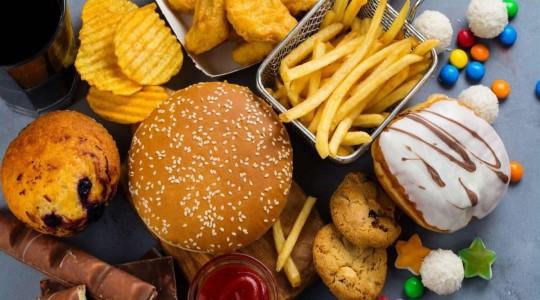 10 piores alimentos do mundo