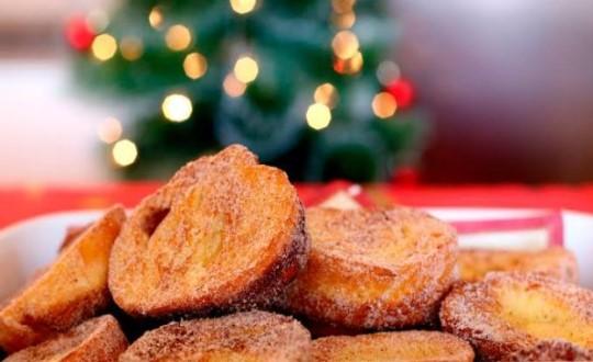 10 comidas natalinas mais populares