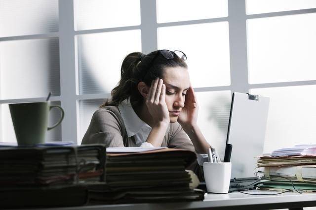 10 sinais de que você anda estressado
